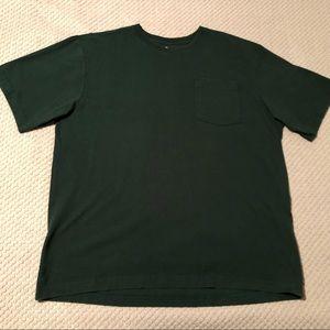 Carhartt Dark Forest Green Short Sleeve T-Shirt
